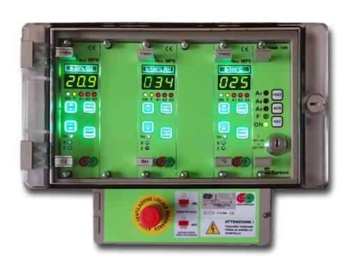 Monitor per Ossigeno